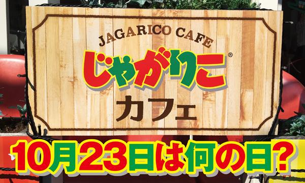 じゃがりこカフェ,じゃがりこ,川口春奈,表参道