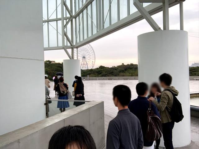 水族館コン,感想,葛西臨海水族園