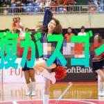 福岡チアリーダーKANA(RFC)のインスタ腹筋画像がバキバキすぎ!
