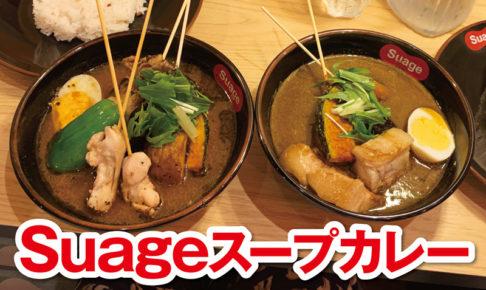Suage,渋谷,東京,スープカレー,すあげ,スアゲ,口コミ,評判,美味しい,店舗,メニュー,感想,レポート,札幌,混雑